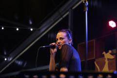Leonor Watling concerto na Leira