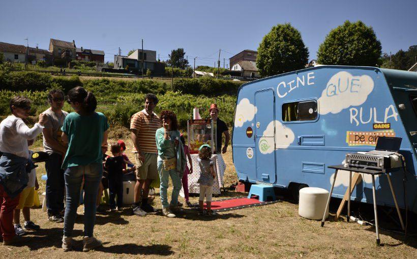 Actividades para nenas e nenos festivaleiros
