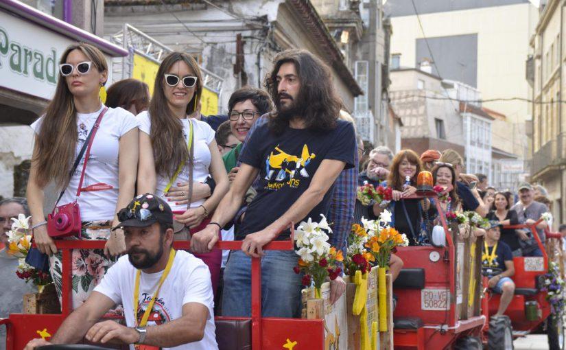"Cans acoge la estrella de ""A historia dun satélite"" en su segunda jornada de Festival"