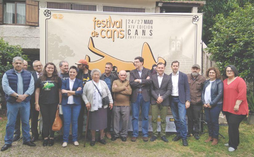 Montxo Armendáriz, la conmemoración de los 15 años de la catástrofe del Prestige y Corizonas, protagonistas de esta edición del Festival de Cans