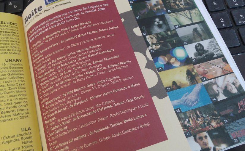 O Festival de Cans abre o prazo de inscrición para a súa XV edición