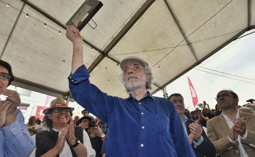 """Fernando Trueba, no Coloquio na Leira en Cans: """"A comedia é un misterio"""""""