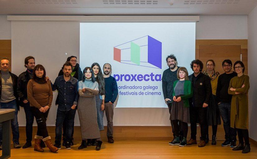 """NACE """"PROXECTA"""", COORDINADORA DE FESTIVAIS DE CINEMA DE GALICIA"""