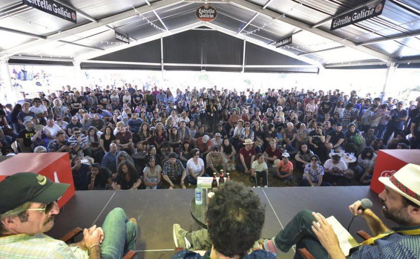 O Festival de Cans marcou o seu record histórico de público con 15.000 asistentes