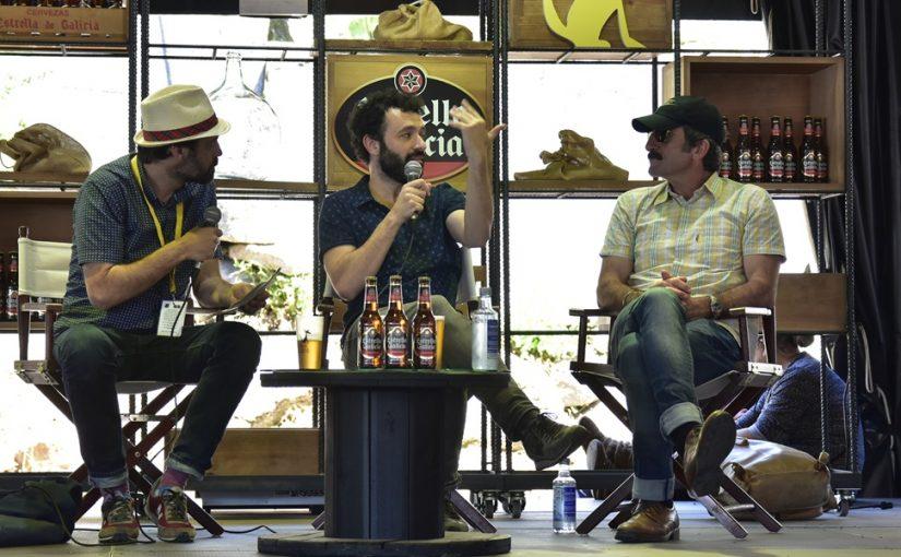 Coloquio na Leira con Rodrigo Sorogoyen