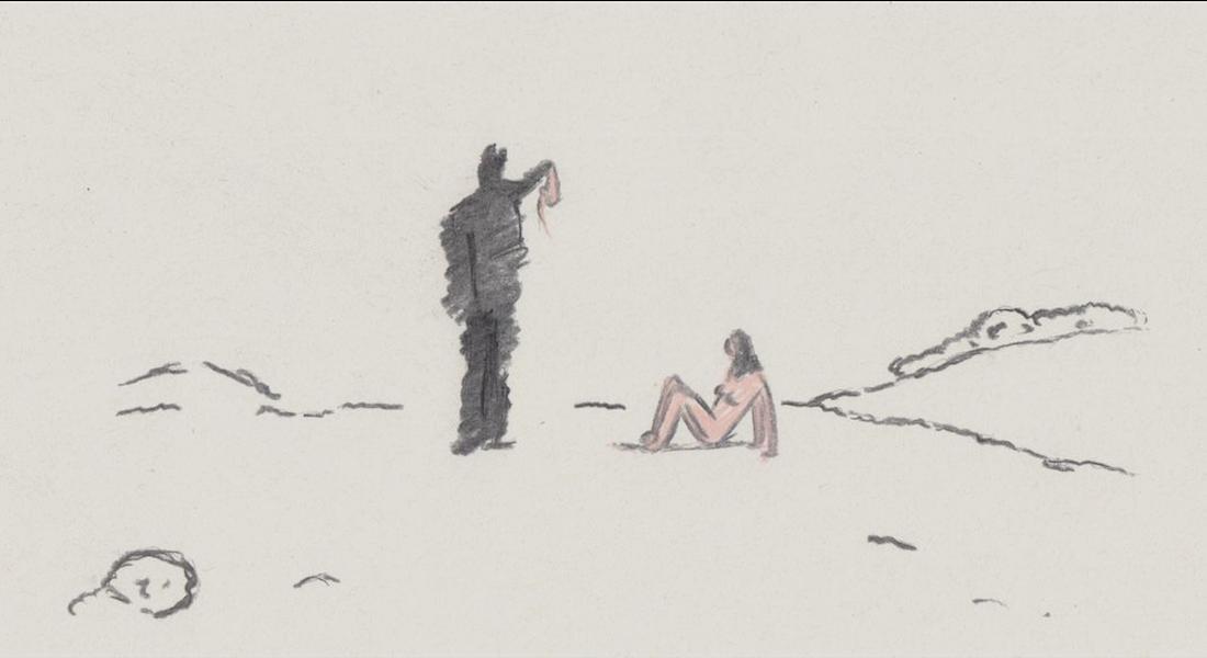 Un intre da curta 'Homomaquia'
