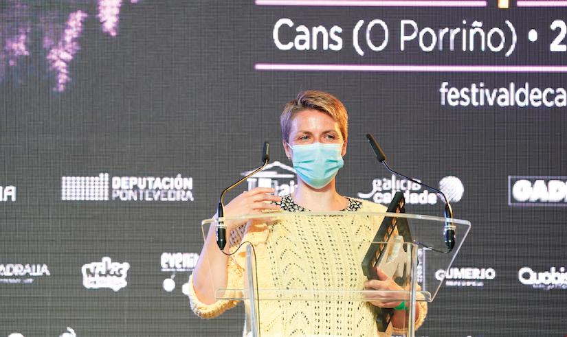 """""""XOVES DE COMADRES"""", DE NOEMÍ CHANTADA, CURTAMETRAXE TRUNFADORA NO XVII FESTIVAL DE CANS"""