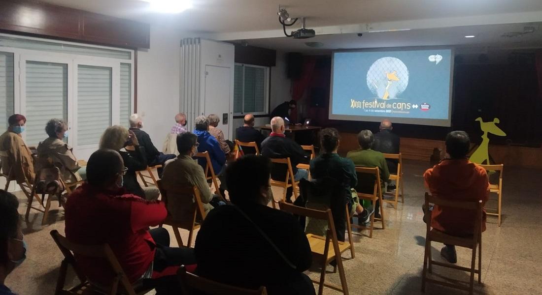 Cinemaldea en A Forna