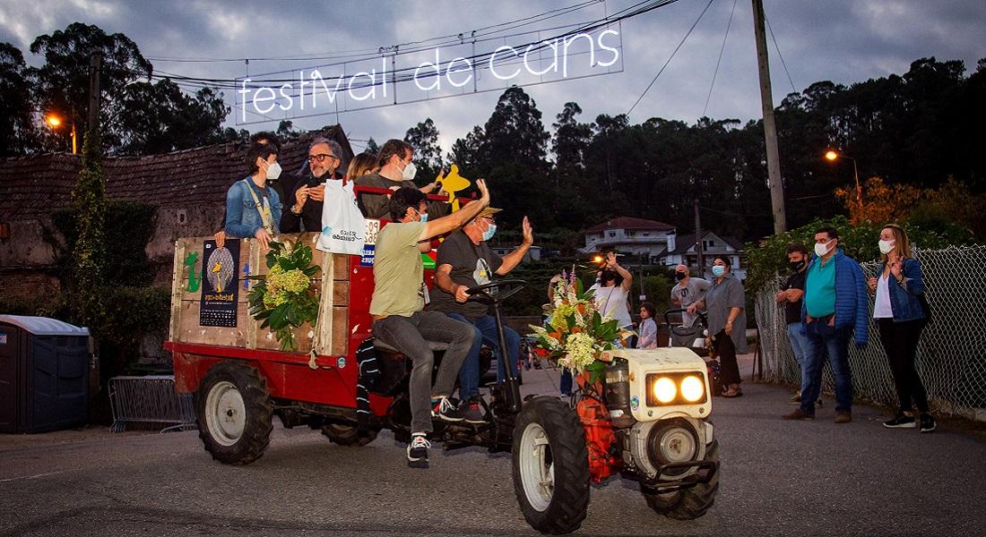 Desfile Chimpíns Cans 2021